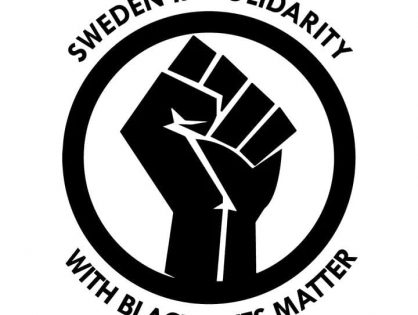 Solidaritet med Black Lives Matter